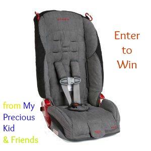 Diono Radian Car Seat Giveaway