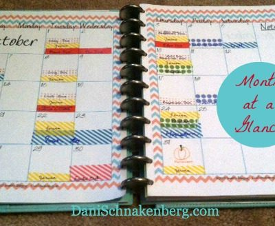 31 Days of {functional} Printables – Calendar