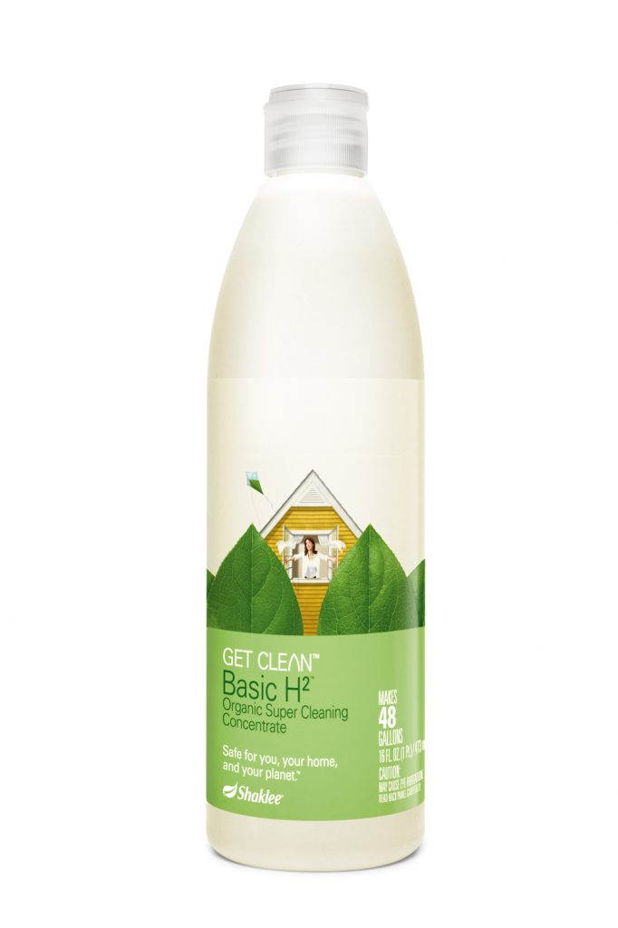 Basic H2 - Frugal Veggie Wash