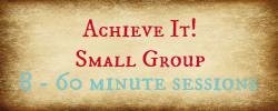 Achieve It! Small Group | DaniSchnakenberg.com