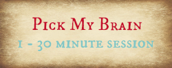Pick My Brain   DaniSchnakenberg.com