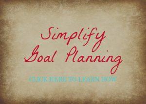 Simplify Goal Planning