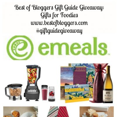 Best of Bloggers Gift Guide Giveaway: Foodies