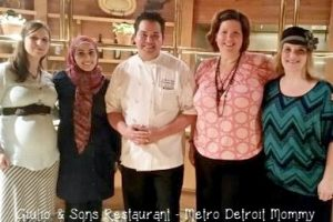 Meet & Greet w/ Head Chef Gabriel Vera @ Giulio & Sons - Adoba Hotel - Dearborn