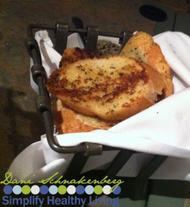 Giulio & Sons Garlic Bread