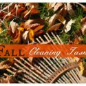 Fall Cleaning Tasks