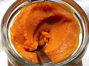 Pumpkin Hair Mask