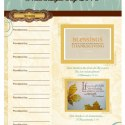 Thanksgiving Menu FREE Printable