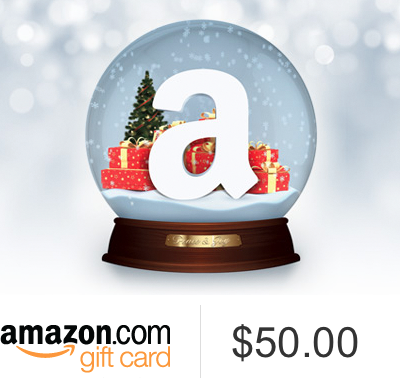 $50 Amazon Gift Card Giveaway from Kinsights – Ends 11/20