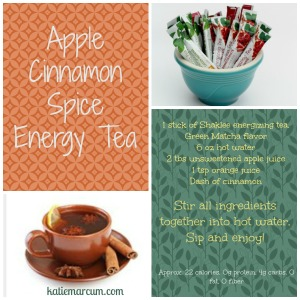 Apple Cinnamon Spice Tea
