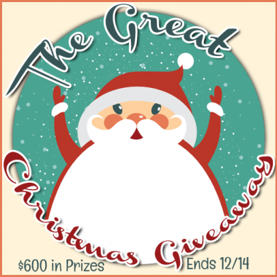 The Great Christmas Giveaway – $25 Home Goods Gift Card (and up to $600 total!) – Ends 12/14