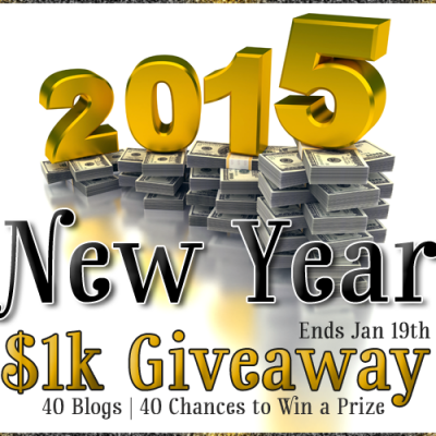 $1k New Year Giveaway – $25 Container Store Giveaway – Ends 1/19