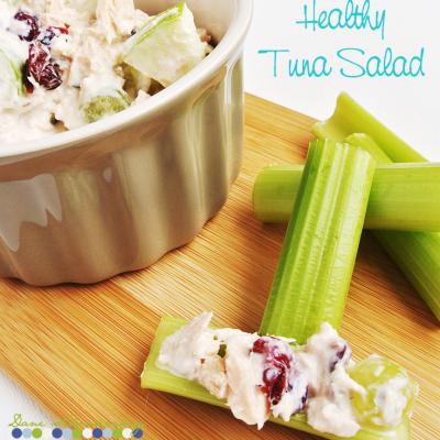 New Year, New You – Healthy Tuna Salad Recipe