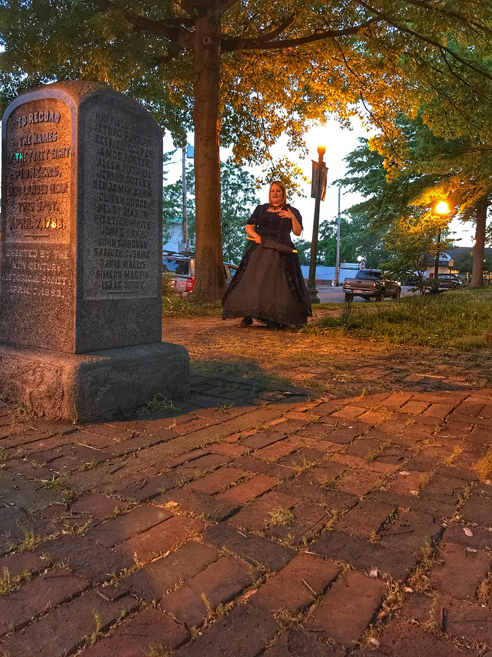 Hidden Marietta's Ghost Trek | Marietta, Ohio