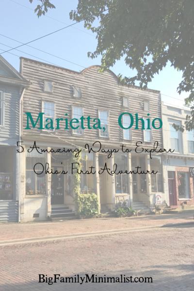 Marietta, OH | 5 Amazing Ways to Explore Ohio's First Adventure